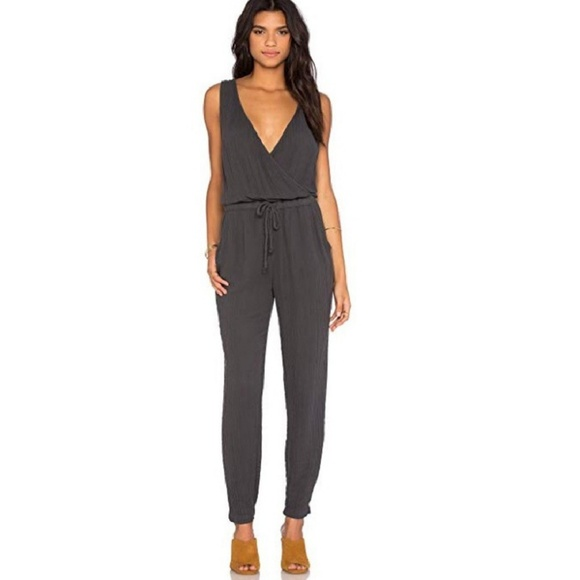 b9233883084e Anthropologie Michael Stars Twisted Jumpsuit